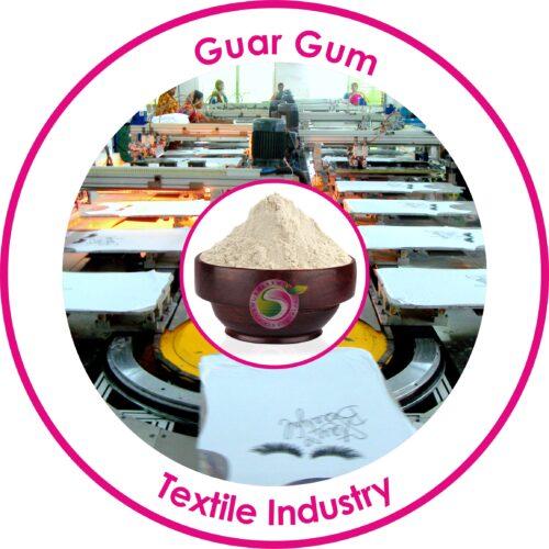 Guar Gum For Textile Industry
